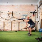 gym tug of war rope