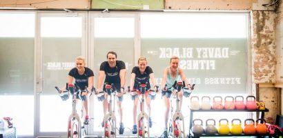 fitness running class